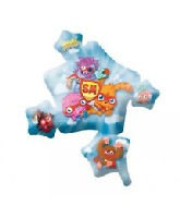 Moshi Monsters Mylar Balloons