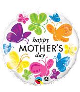 "18"" Mother's Day Vivid Butterflies"