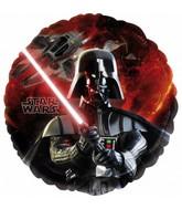 "18"" Standard Star Wars Foil Balloon"