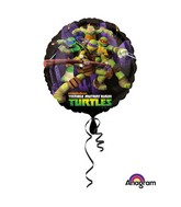 "18"" Teenage Mutant Ninja Turtles Foil Balloon"