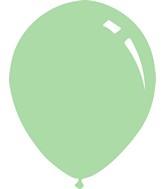 """5"""" Deco Mint Green Decomex Latex Balloons (100 Per Bag)"""