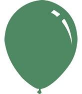 """5"""" Metallic Mint Green Decomex Latex Balloons (100 Per Bag)"""