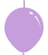 """6"""" Deco Floral Decomex Linking Latex Balloons (100 Per Bag)"""