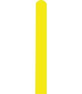 260D Standard Yellow Decomex Modelling Latex Balloons (100 Per Bag)