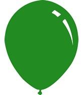 "26"" Standard Forest Green Decomex Latex Balloons (10 Per Bag)"