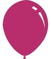 """5"""" Deco Magenta Decomex Latex Balloons (100 Per Bag)"""