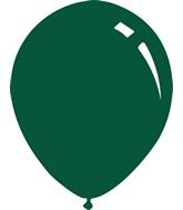 """5"""" Metallic Emerald Green Decomex Latex Balloons (100 Per Bag)"""