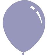 "5"" Metallic Periwinkle Decomex Latex Balloons (100 Per Bag)"