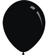 """5"""" Metallic Black Decomex Latex Balloons (100 Per Bag)"""