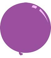 "36"" Standard Lavender Decomex Latex Balloons (5 Per Bag)"