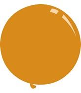 """36"""" Deco Mocha Decomex Latex Balloons (5 Per Bag)"""