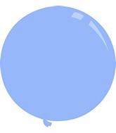 """36"""" Deco Baby Blue Decomex Latex Balloons (5 Per Bag)"""