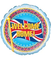 """18"""" Welcome Home Oaktree Foil Balloon"""