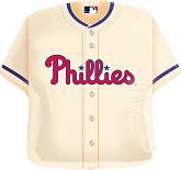 """24"""" Jumbo Philadelphia Phillies Foil Balloon"""