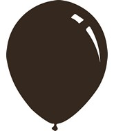 "5"" Deco Chocolate Decomex Latex Balloons (100 Per Bag)"