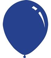 """5"""" Deco Navy Blue Decomex Latex Balloons (100 Per Bag)"""