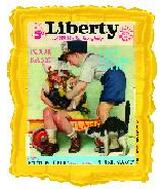 "23"" Liberty Feel Better Soon"