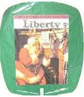 "18"" Liberty Santa"