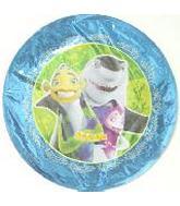 9'' Shark Tale Blue Portrait ZB7