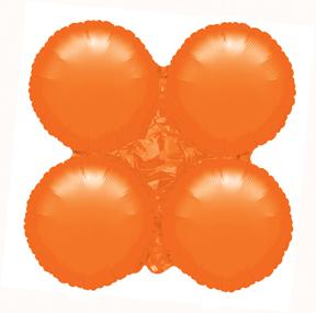 """16"""" Magic Arch Metallic Orange"""