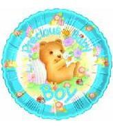 "9"" Airfill Precious Baby Boy Bear"