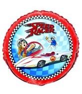 Speed Racer Balloons Mylar Balloons