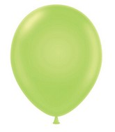 """24""""Lime Green Latex Balloons 5 Count Brand Tuftex"""