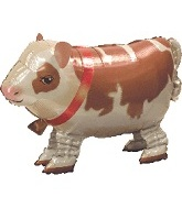 "25"" Air-walker Cute Cow"