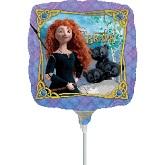 "9"" Airfill Disney's Brave Balloon"