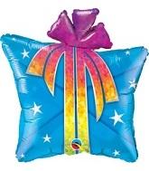 "24"" Birthday Present Balloon"