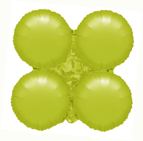 """30"""" Magic Arch Large Balloon Lime Green"""