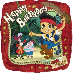"""18"""" Jake And The Never Land Pirates Birthday"""