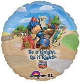 Mike the Knight Mylar Balloons
