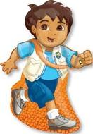 "40"" Go Diego Go Jumbo Balloon"