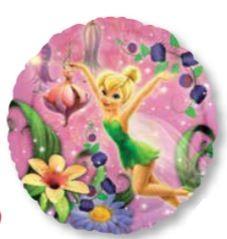"18"" Tinker Bell Mylar Balloon"