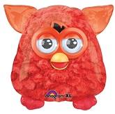 "25"" Red Furby Jumbo Mylar Balloon"