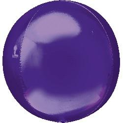"""16"""" Purple Orbz Balloon"""