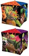 """16"""" UltraShape Cubez Teenage Mutant Ninja Turtles"""