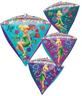 Disney Fairies Mylar Balloons
