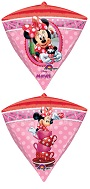 "16"" Minnie Mouse UltraShape Diamondz"