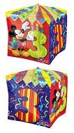 "16"" Mickey Age 3 UltraShape Cubez"