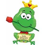 Frogs Balloons Mylar Balloons