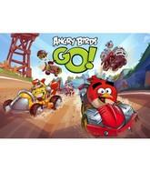 """18"""" Angry Birds Go! Mylar Balloon"""