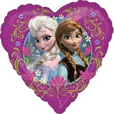 "18"" Disney Frozen Love Mylar Balloon"