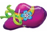 Clothing/Shoes/Fashion Mylar Balloons