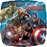 "18"" Marvel Comics The Avengers Balloon (Disc)"