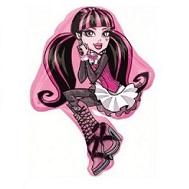 "21"" Monster High Draculaura Jumbo Balloon"