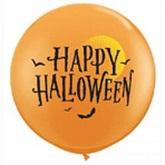 """36"""" Halloween Moon & Bats  (2 ct.)"""