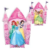 "35"" Balloon Multi-Princess Castle"