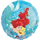 "9"" Airfill Only Ariel Dream Big"